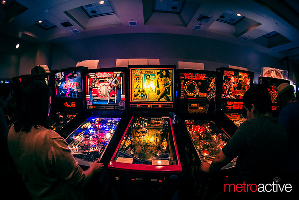 California Extreme Classic Arcade Expo 2015