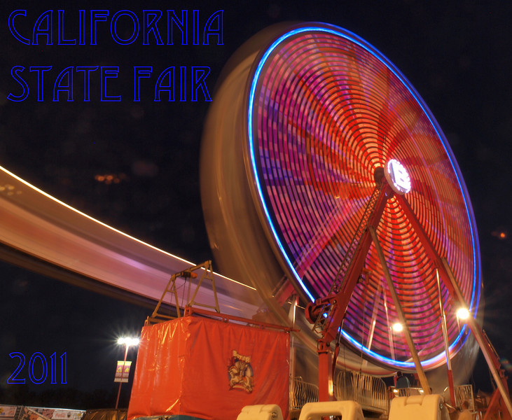 California State Fair 2011 - 01