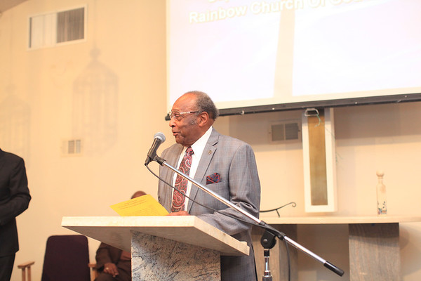 Calvary Temple 62nd Annual Founder's Day