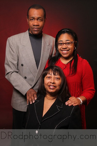 Pastor's Family Photos