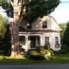 Our super fine B&B in Camden, ME on Pearl Street.