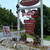 Knight Quilt shop and lobster eatery! Now what a combination is that!