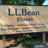 Freeport, ME and the flagship L.L. Bean store, huge!