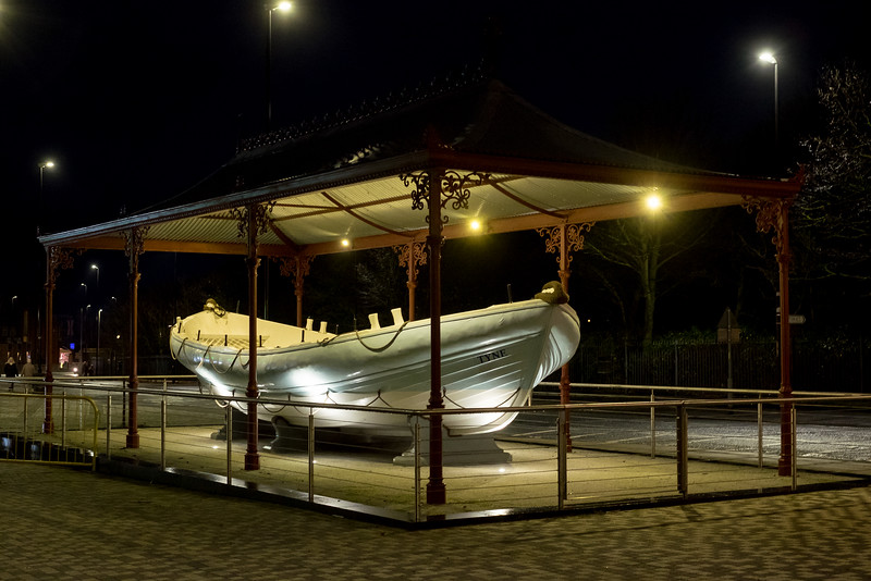 An historic lifeboat which spent more than 60 years braving stormy seas, built in 1833 and was used to save 1,028 lives.
