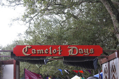 Camelot Days Festival, Hollywood, Fla., Nov. 20, 2011