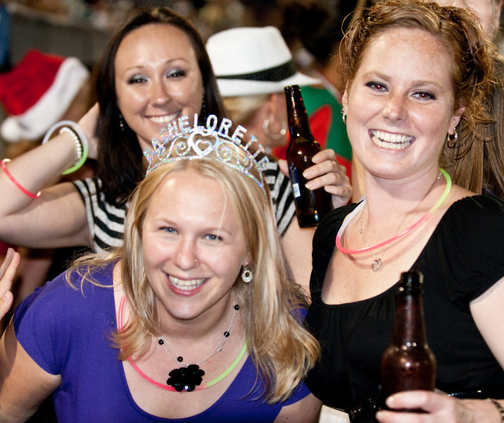Photos from the Bachelorette  Party at the Manatee's Baseball game - Arnold Dubin Photographer