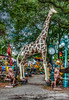 • Barberville Produce<br /> • Giraffe entrance way
