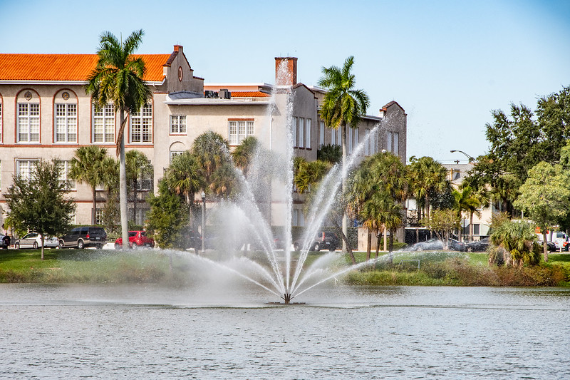 Location - Downtown St. Petersburg,
