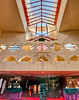 • Florida Southern College<br /> • Inside Annie Pfeiffer Chapel which was designed by Frank Lloyd Wright<br /> • Post HD