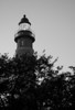 Ponce De Leon Lighthouse - B & W