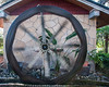 Rotating Waterwheel