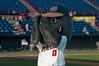 Manatees Baseball Game - Manatees' Mascot