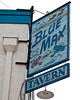 Just a sign, Blue Max Tavern