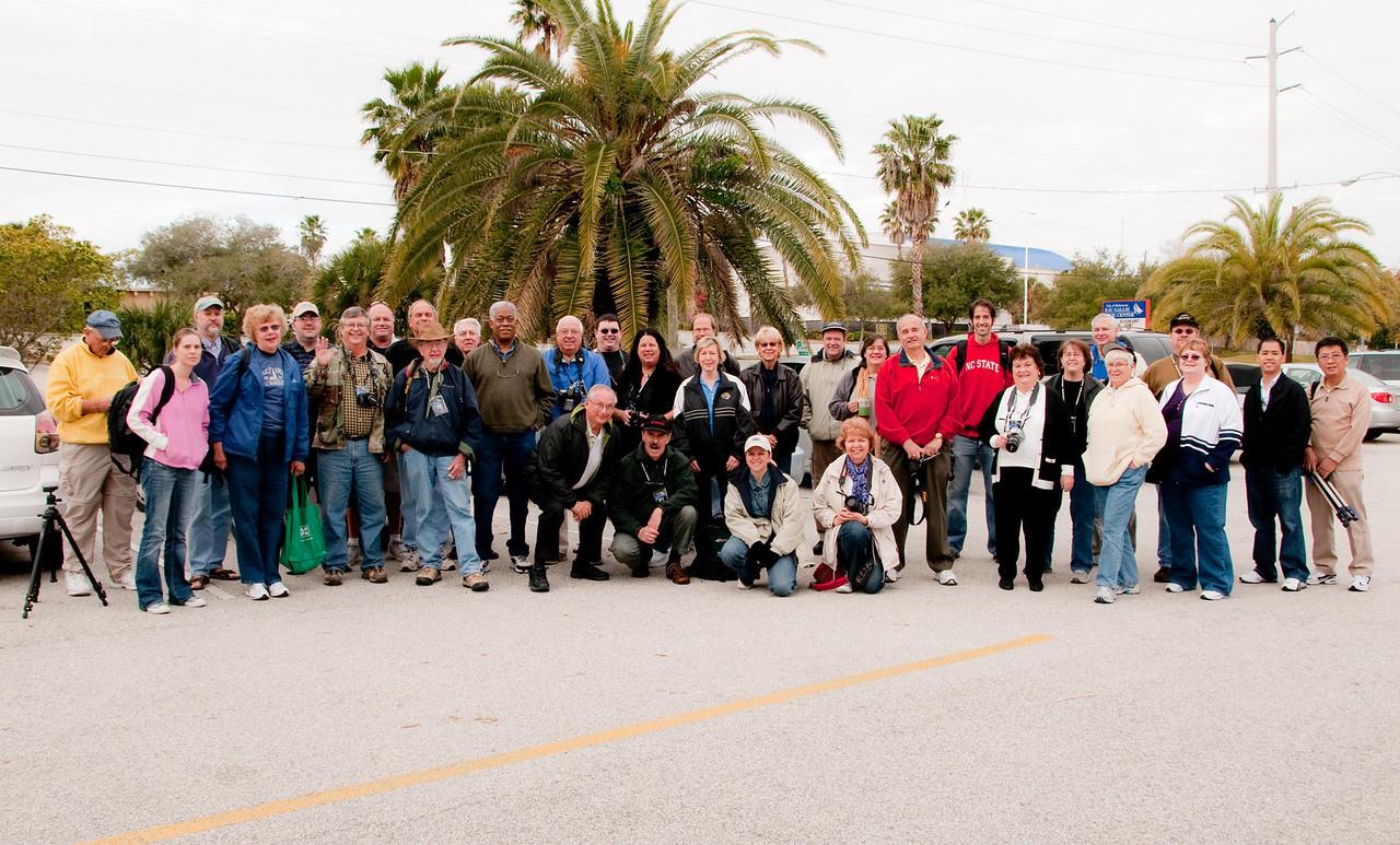 Feb 2010 Scavenger Hunt Fieldtrip Group Photo