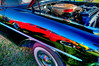Titusville Cruise-In Car Show - Post HDR - Reflections