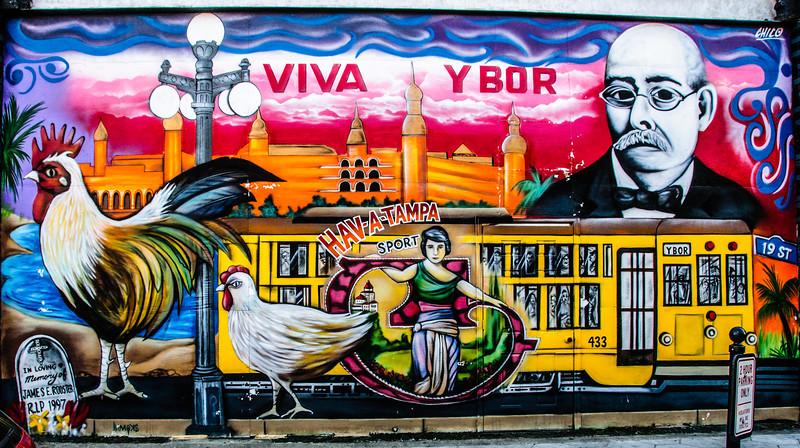 • Location - Ybor City<br /> • Welcome to Ybor adventure