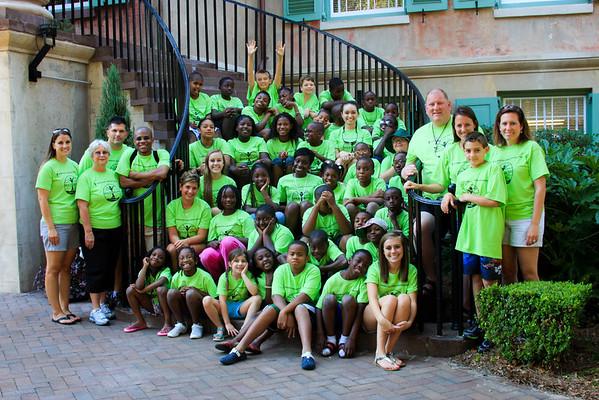 Camp Breathe Easy 2012