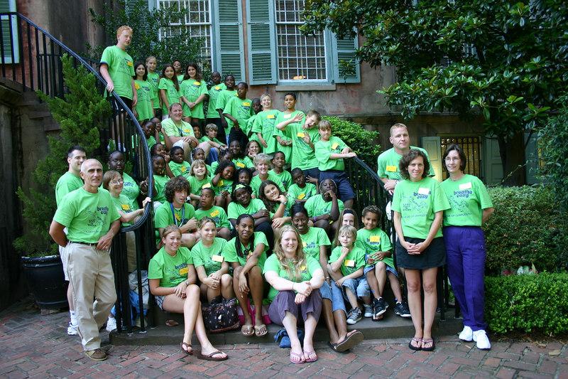 Camp Puff 'n Stuff 2006 <br /> College of Charleston<br /> Charleston, SC