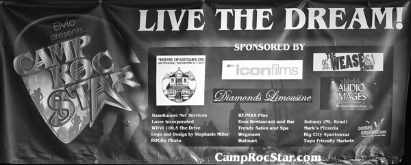Camp ROC Star - Live The Dream