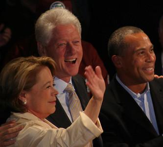 Tsongas, Patrick & Clinton 9.30.07