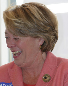 Tsongas fires up campaigners