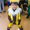 Sabretooth Cosplayer