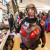 Mass Effect Cosplayer