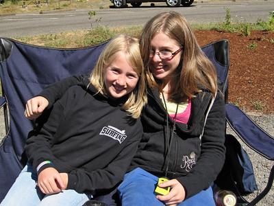 Kendelyn and Natalie