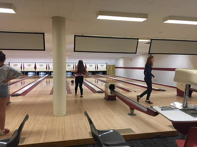 2018 Campus Ministry - Bowling Bash 09.07