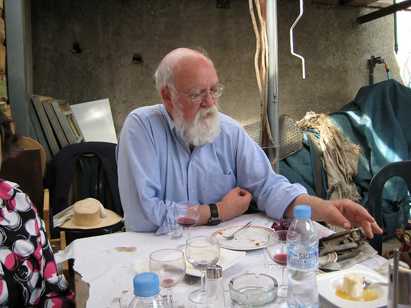 Can Marti with Dan Dennett