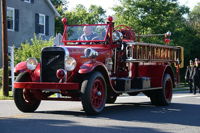 Canaan, Ct. Annual Firemen's Carnival Parade - June 2007