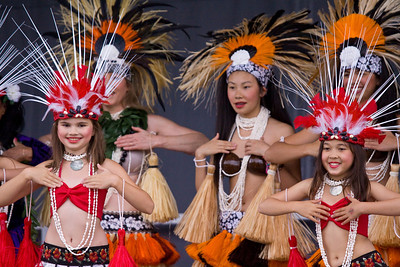 Kalaya Dancers perform at Canada Day, Castle Park, Port Coquitlam, July 1, 2012