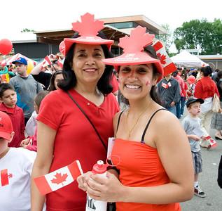 Streetsville, Ontario July 1, 2013 Canada Day Celebrations Photo by Riziero Vertolli