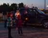 Moosonee Canada Day Fireworks 2013 July 1st.