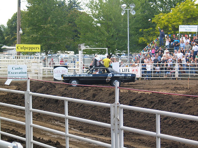 Canby Fair Demolition Derby - 2007
