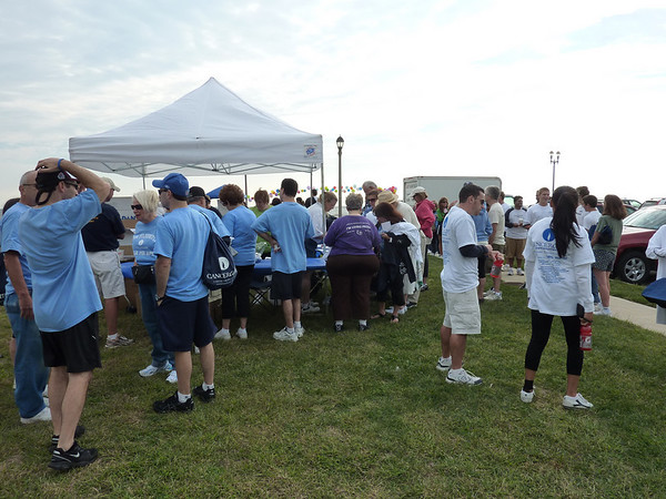 2010 - CancerCare Walk for Hope
