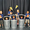 "Second, third and fourth graders from Cora Spencer Elementary (CSE) did a great job performing in the annual ""Bronco Stomp"" program. The program is directed by CSE's music teacher, Jo Anderson, and has taken place for the last five years.<br />  <br /> Pictured: Paishence E., Alex C., Tara S., Cason C., Ariana M., Austin B., Keaton O."