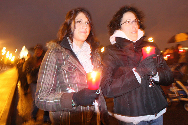 Candlelight Rosary Procession