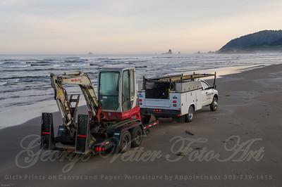 Sandcastle 2013. Sunrise to noon.