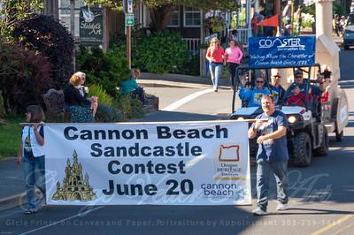 Sandcastle 2015 Parade