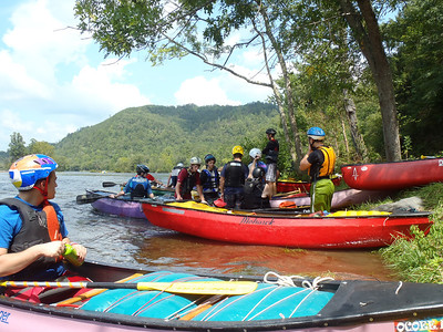 Canoe School 2012