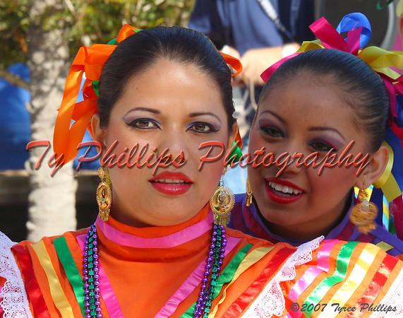 Flokorico Dancers