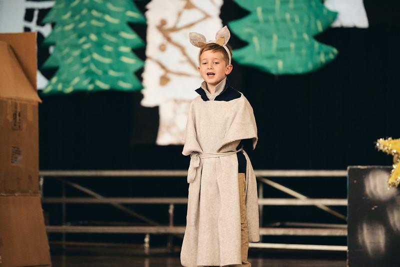 Liam Digh 8th Grade Sermon, 12-13-19