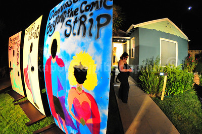 Beyond the Comic Strip -- Two Days Art and Music 8-9th October. San Jose, CA ...... http://www.canvasghost.com/