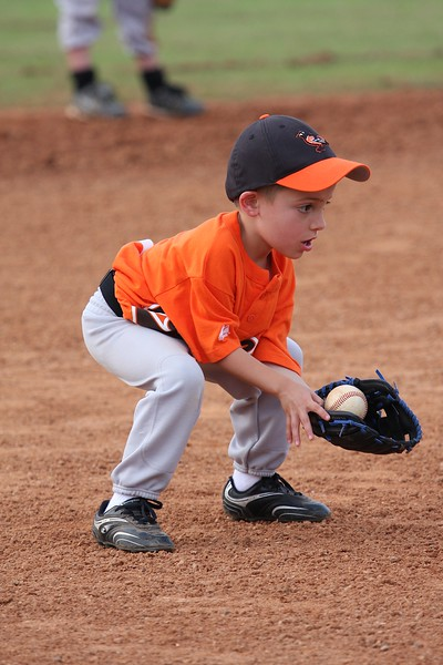 Coach Pitch - Orioles (Spring 2009)