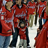Capitals Season Ticket Holder Skate: Fans Skate on the ice at Verizon Center