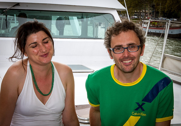 Capsao Boat