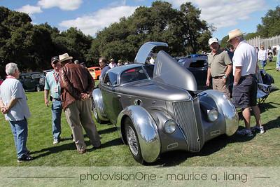Eric Zausner's Aerocoupe built by Steve Moal.