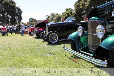 Some very high-end hot rods.