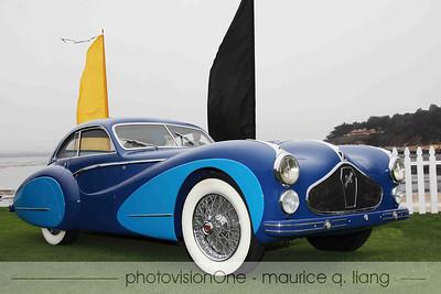 1948 Talbot-Lago by Saoutchik.